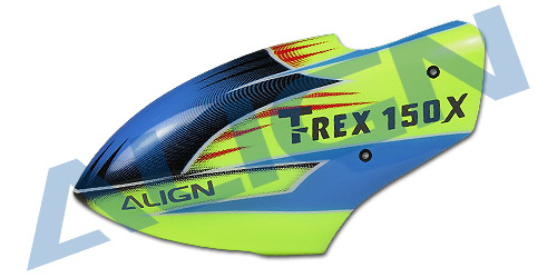align trex 150 150X Painted Canopy HC1515 Trex 150 Spare Parts  Free Shipping with Tracking tarot 500efl pro spare parts tl5102 fiberglass canopy free shipping with tracking