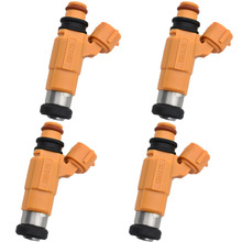 4pcs/Lot Fuel Injectors For Mitsubishi Galant MD319792 CDH275 For Yamaha outboards 150HP F200 F225 LF225 LF200