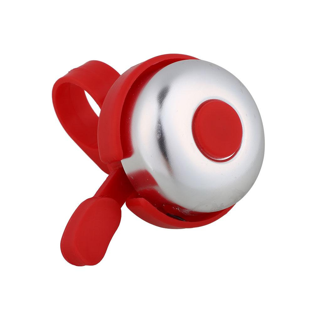 Kids Boy Girl Bicycle Bike Scooter Handle Bar Ride Ring Bell Horn Alarm Cycling