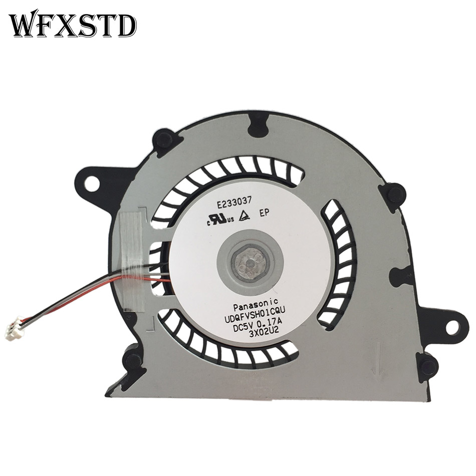 New Original Cpu Cooling Fan For Sony sony tap svt112a2wl 11.6 SVT11 svt11213cx Cpu Cooler Laptop Cooling Fan lacywear майка dgm 2 svt
