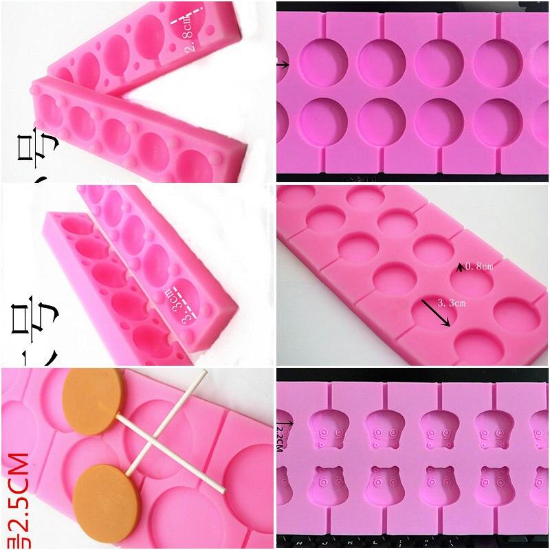 1 шт., силиконовая форма для украшения тортов из полимерной глины