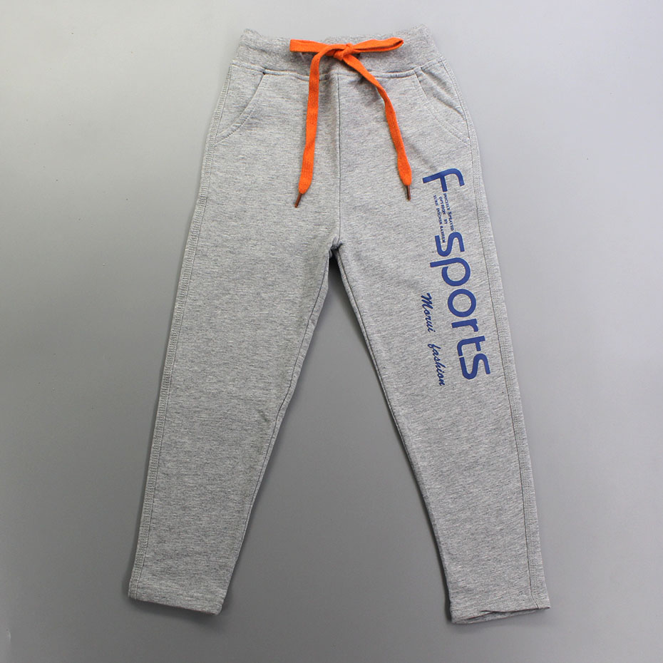HTB1g39UhURIWKJjSZFgq6zoxXXaw - Kids Boys Pants Cotton Autumn Trousers Letter Print Casual Pants Children Boys Sport Pants Teenage Kids Clothes 6 8 10 12 Years