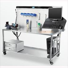 Professional Stainless Steel Car Multi-function Maintenance Workbench