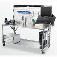 Professional Stainless Steel Car Multi function Maintenance Workbench