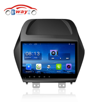 Bway 9 Quad Core Car Radio System For HYUNDAI IX35 New Tucson 2011 2012 Android 6