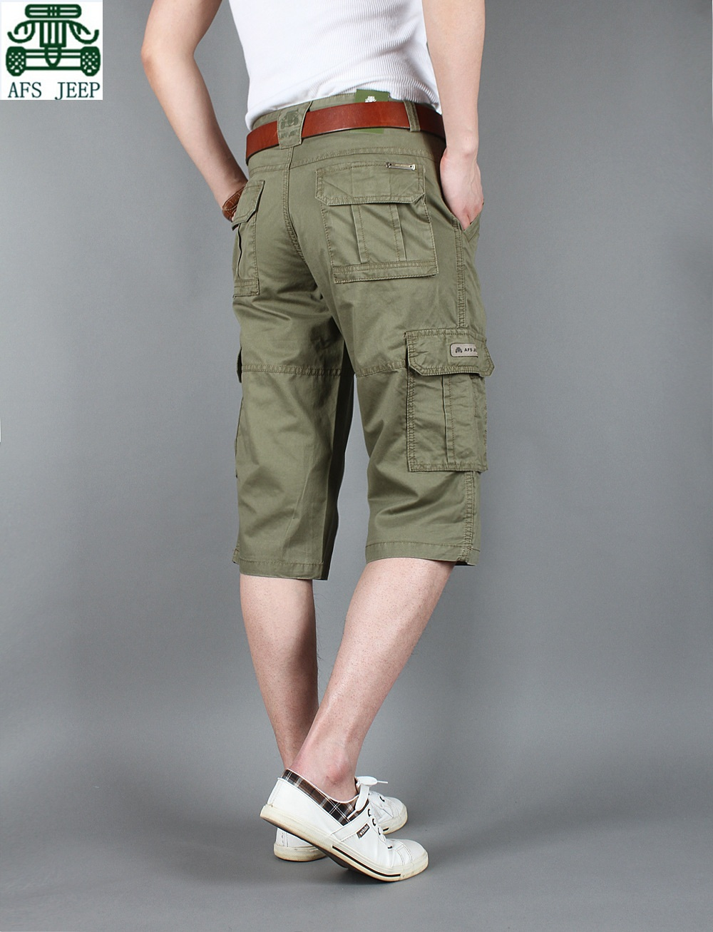 Popular Dark Green Shorts Men-Buy Cheap Dark Green Shorts Men lots ...