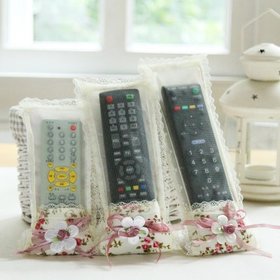 040 Cotton Protective Case Cover Skin For Tv Remote Control Dust Cover Holder Organizer Home Item Gear Stuff Accessories Supplie