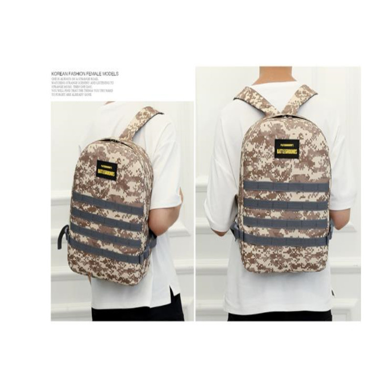 New High Quality Pubg Unknown Battlefield 3 Coach Sports Outdoor Multi Function Multi Color Outdoor Bag Men And Women in Costume Props from Novelty Special Use