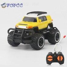 Nova Ciência do Esporte das Crianças 1:32 Modelo de Carro de Controle Remoto Carro de Brinquedo 3C Elétrico Off road Veículo Educacional Meninos e Meninas Brinquedos
