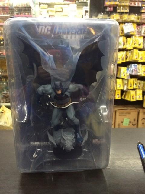 "Frete grátis dc comics super herói batman the dark knight rises pvc toy action figure 8 ""20 cm hrfg125"
