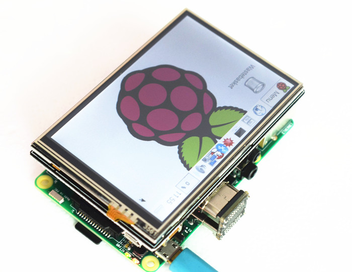 New 3.5 inch USB Touch Screen HDMI LCD Display Audio for Raspberry Pi 3 B+ Pi 2New 3.5 inch USB Touch Screen HDMI LCD Display Audio for Raspberry Pi 3 B+ Pi 2