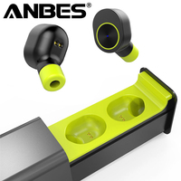 SH08 Mini Bluetooth 4 2 Dual Ear Sides Wireless Headsets In Ear Earphones Stereo Music Earpiece