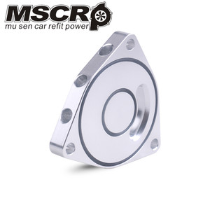 Image 4 - Aluminium alloy BOV spacer for Hyundai Genesis Coupe and Kia 1.6 T 2.0 t for Honda Civic 1.5 T engine