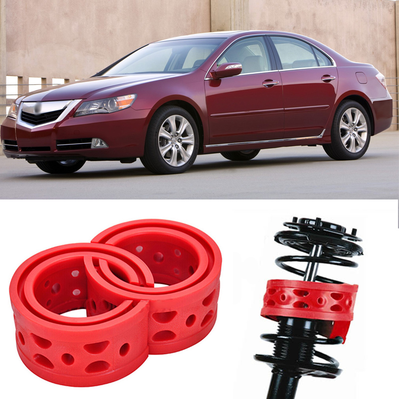 2pcs Size F Front Shock Suspension Cushion Buffer Spring