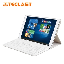 Teclast X98 Plus II 9.7 Pulgadas Tablet PC de Windows 10 + Android 5.1 Intel Cereza Z8350 Trail Quad Core 4 + 64 GB de la Tableta 2048*1536 Retina