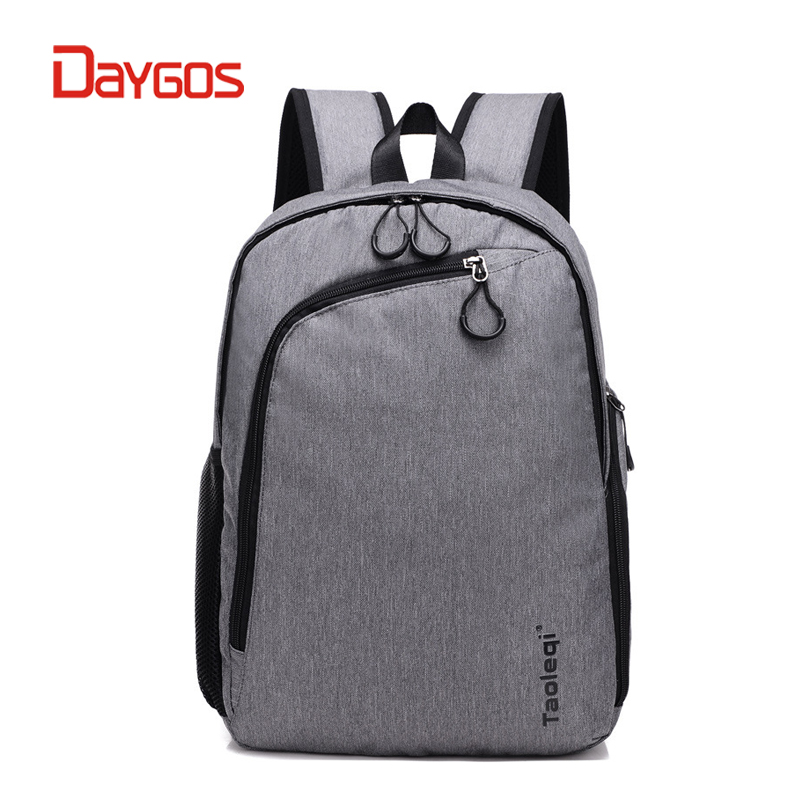DAYGOS 14/15 inch Laptop Backpack Men USB Charging Computer Bagpack for Teenage School Backpack Casual Leisure Travel Rucksack ...