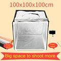 Световой тент для фотостудии 100*100 см  софтбокс для фотосъемки с бесплатным подарком