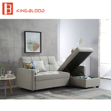 Simple Nordic Modern Design Home Furniture Fabric Living Room Sofa Bed