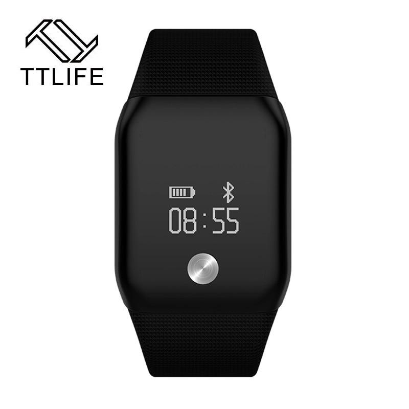 A88+ Brand Heart Rate Smart Bracele Smart Band Wireless Fitness Tracker Blood Ox