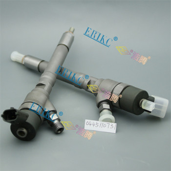 ERIKC 0445110731 Common Rail Injector F 00T E00 64N Diesel Engine Injection 0 445 110 731 Nozzle OEM 0986435147 and 33800-27000