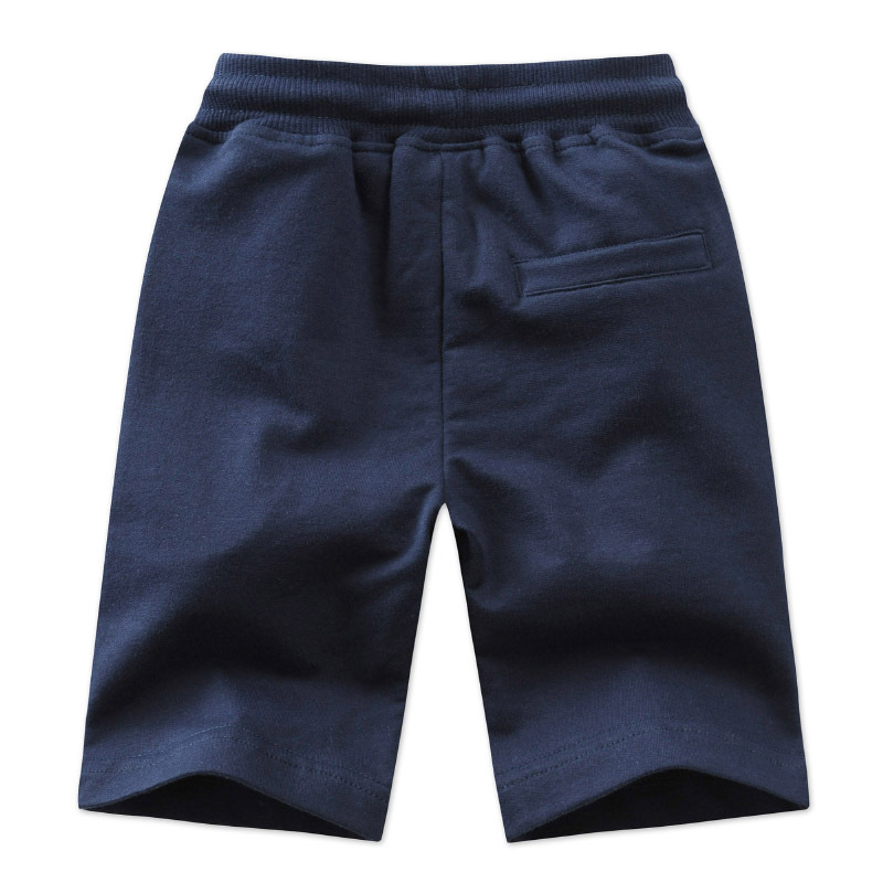 Children Boys Shorts 2021 Summer Zipper Pocket Design Kids Casual Knitted Shorts For Boys 3 4 6 8 10 12 14 Years Clothing Dwq240 4