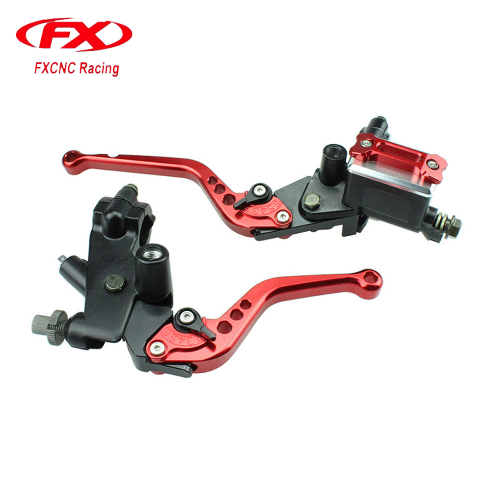 FXCNC Motorcycle Clutch Master Cylinder Reservoir Hydraulic Brake Cable Moto Levers For YAMAHA R125 R15 R25 MT 125 WR125X WR125R fxcnc aluminum adjustable moto motorcycle brake clutch levers for moto guzzi 1200 sport 2007 2013 08 09 10 11 12 hydraulic brake