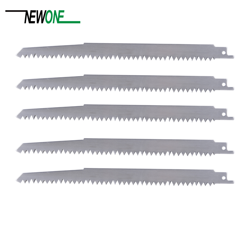 Stainless Steel big Saw Blades 240mm Multi Cutting For Wood, Frozen meat, Bone on Reciprocating Saw Power Tools Accessories Saw Blades