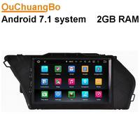 Ouchuangbo Auto Stereo Radio For Benz GLK X204 2008 2012 With Gps Navigation Android 5 1