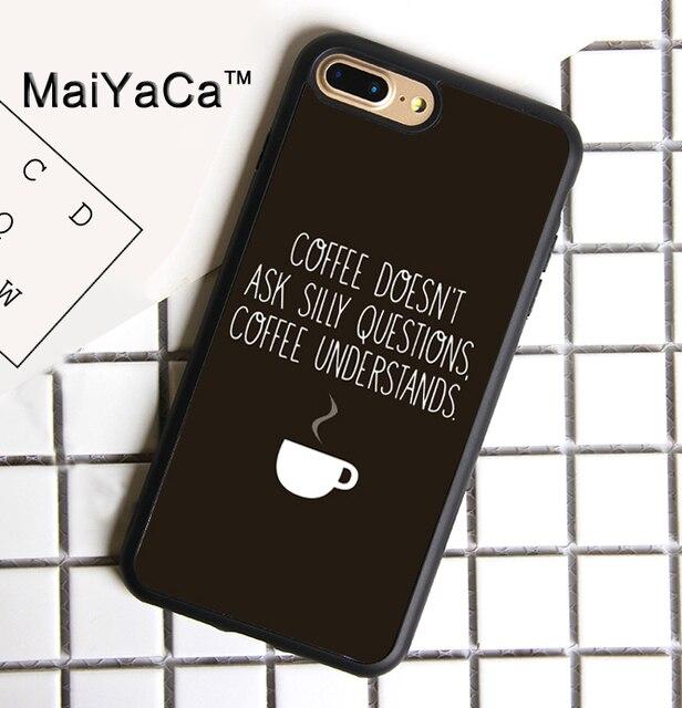 coque iphone 8 plus coffee