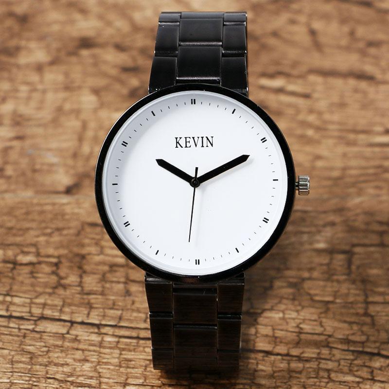 Fashion Hot KEVIN Brand Wrist Watch Men Women Quartz Watch Unisex Wristwatch Gift W22020 kevin alan milne heategu mis muutis kõike