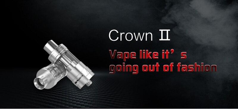 UWELL CROWN II Vape Tank Atomizer