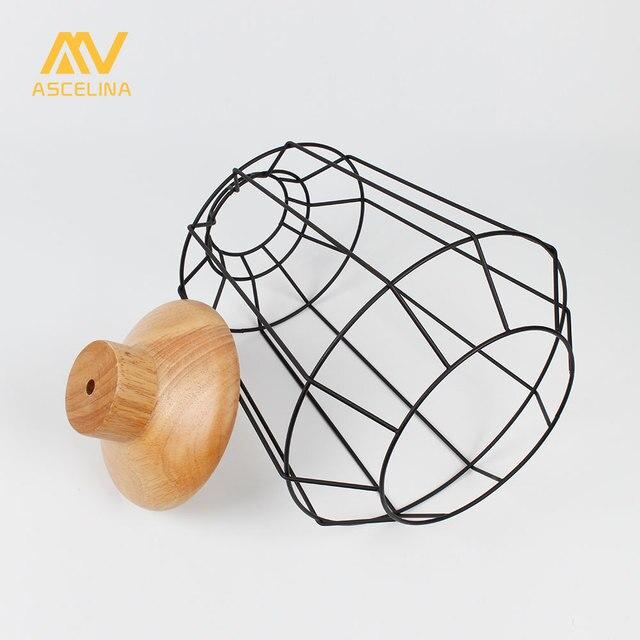 Aliexpress.com : Buy ASCELINA Lampshade Wooden lamp shade Selected ...