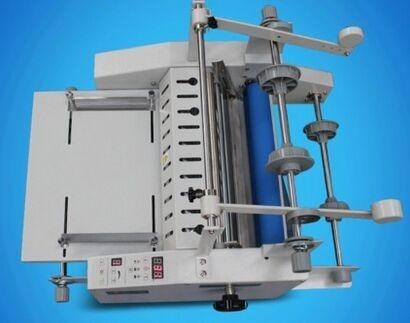 2019 Nova nadgradnja vroči laminatorni laminatorni strop dolžine - Pisarniška elektronika - Fotografija 4