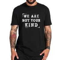 Slipknot T Shirt We Are Not Your Kind New Album Heavy Metal Band Tshirt Casual Digital Print EU Size 100% Cotton Camiseta Tops