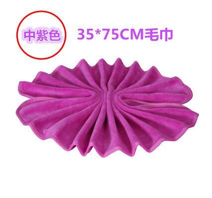 Schoonheidssalon Speciale Baotou Kapper Kapsalon Droog Haar Handdoek Dan Katoen Absorberende Voet Massage Sneldrogende Grote Handdoek Geavanceerde TechnologieëN