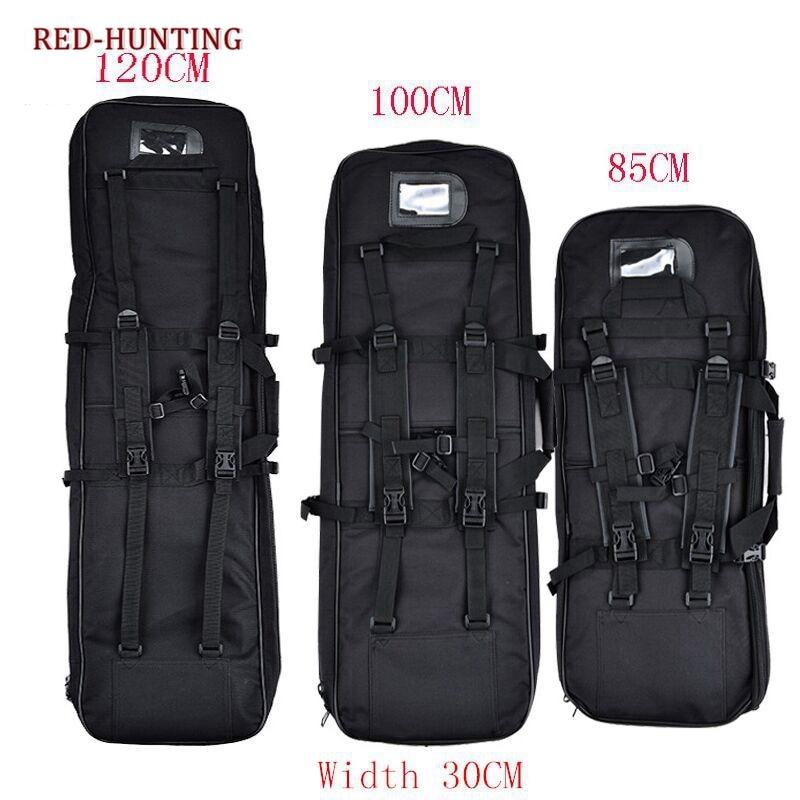 85CM 100CM 120CM  Rifle Case Bag Tactical Military Carbine Soft Bag Airsoft Holster Gun bag Rifle Accessories