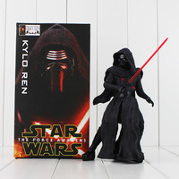 20cm Star Wars Darth Vader Revenge Of The Sith KYLO REN PVC Auction figure Collection Cool Model Toys Doll With Box