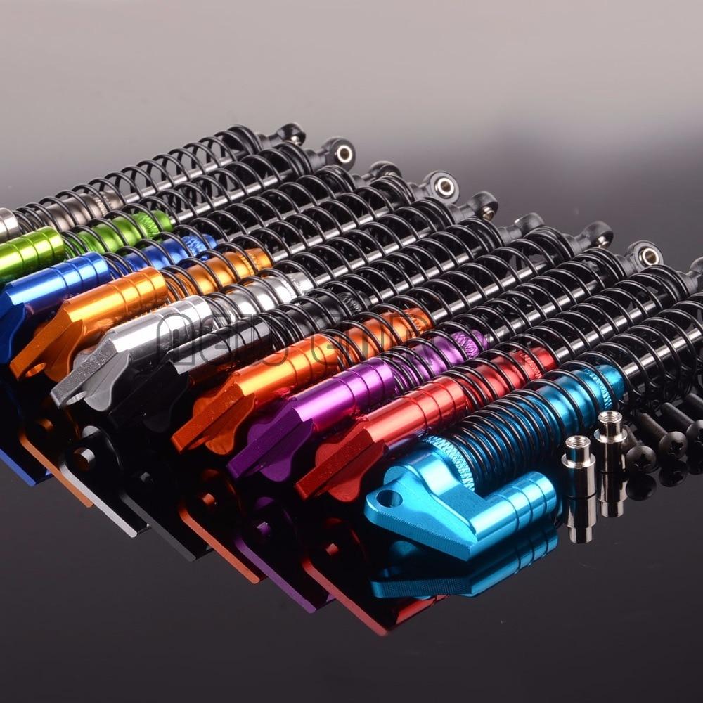 2p rc rock crawler double suspension adjustable shocks for Suspension double