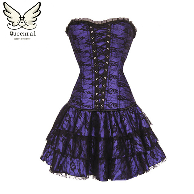 steampunk corset  waist corsets  corset pink sexy lingerie corselet party women gothic clothing corsets and bustiers
