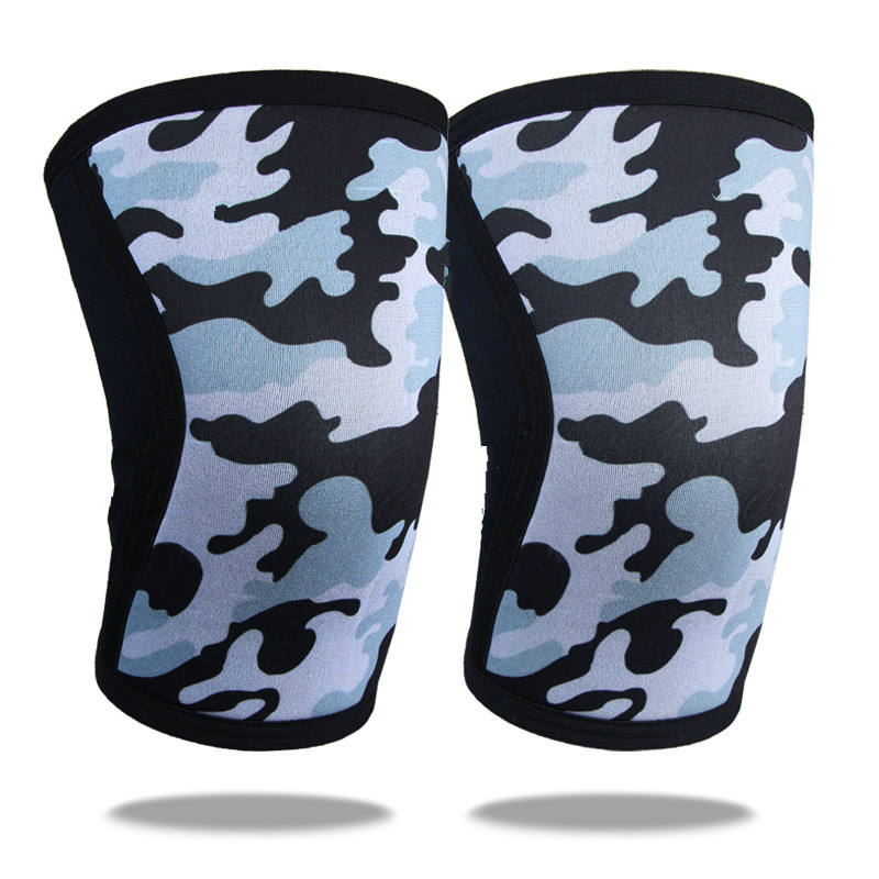 Knee Sleeve for Premium Compression Support Neoprene Sleeves Fitness Weightlifting Sports and Squats