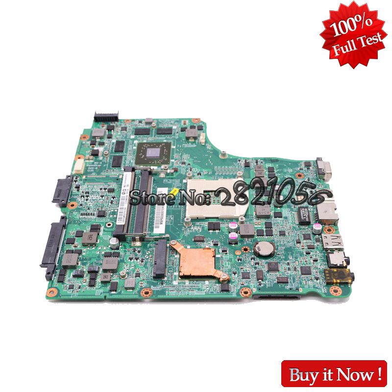 NOKOTION laptop motherboard for <font><b>Acer</b></font> ASPIRE 4820 <font><b>4820TG</b></font> DA0ZQ1MB8D0 MBPVL06001 MB.PVL06.001 mainboard HM55 hd 5650m 100% tested image