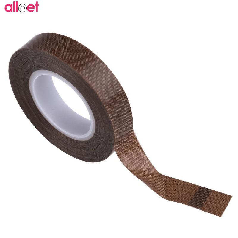 1PCS High Temperature PTFE Adhesive Tape Nonstick 13mm*10M