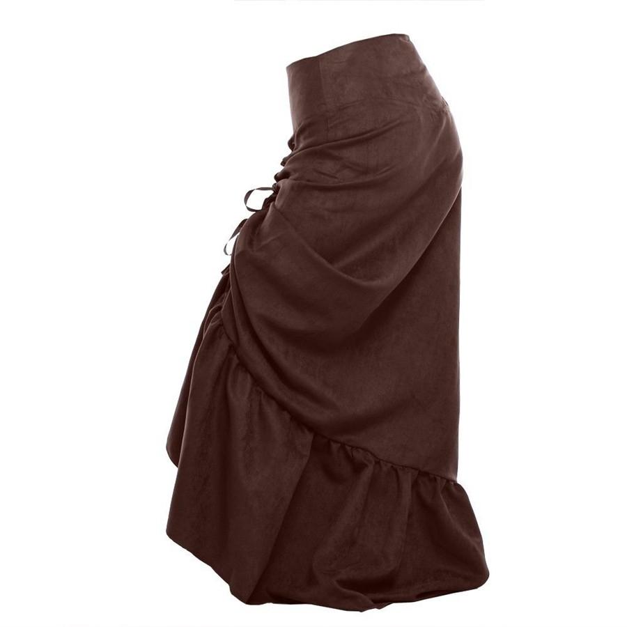 Gothic Corset Skirt  (1)