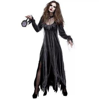 Vestido de zombie mujer