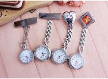 Новый мультфильм бронза рисунок «Hello Kitty» дельфины Медсестра Брошь карман Винтаж Jewelry корейский брелок мода карманные часы
