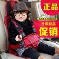 Simples portátil assento de segurança do carro para crianças 0-3-4-12 anos de idade do bebê assento do bebê do carro cinta