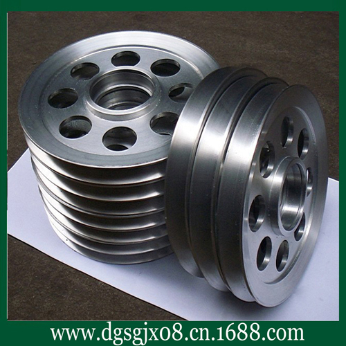 aluminum guide pulley  with anode  coating ceramic, hard chromium,Hard oxygen high precious aluminium guide pulleys capstans with coating ceramic
