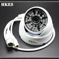 HKES D636 2MP IP Camera 1080P Full HD Camera IP Outdoor P2p Metal IR Dome Night