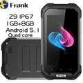 RUNGEE № 1 X-MEN/Z9 4.5 ''HD J6 водонепроницаемый Телефон IP67 Пыле Противоударный MTK6580 Quad Core 1 ГБ 8 ГБ Смартфон