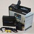 Preto 1080 P HDMI para Composite 3RCA AV S-Video R/L de Áudio Vdieo Suporte Adaptador Conversor 720 P/1080 P com a RCA/S-vídeo
